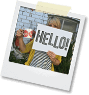 Hello from Gillian Kyle