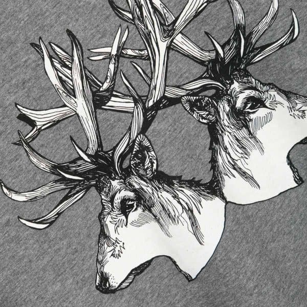 Gillian Kyle, Scottish Men's clothing, Scottish unisex clothing, Scottish Men's t-shirt, Scottish unisex T-shirt, Scottish stag design