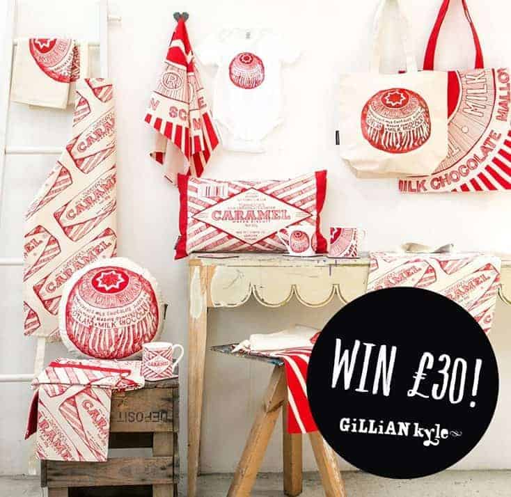 Win £30 Gillian Kyle competition
