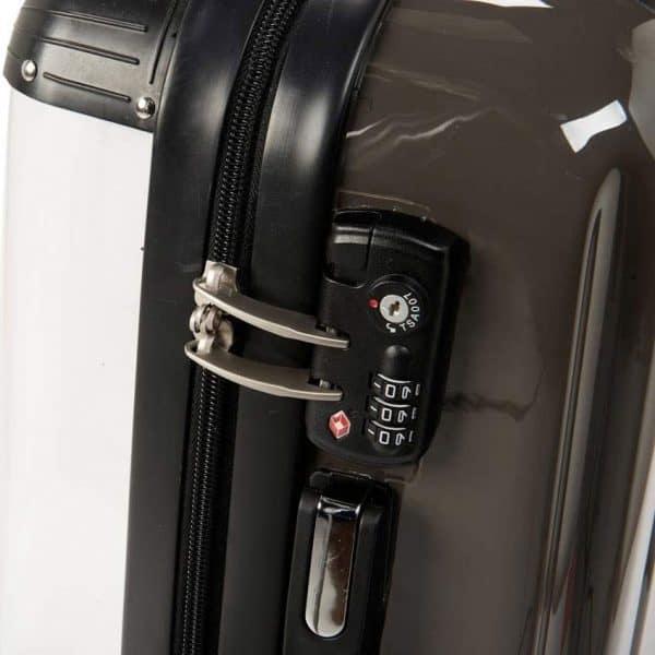 Gillian Kyle suitcase - locks