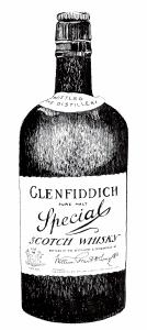 gillian-kyle-scottish-malt-whisky-glenfiddich-bottle
