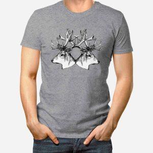 Men's Scottish Stag T-shirt