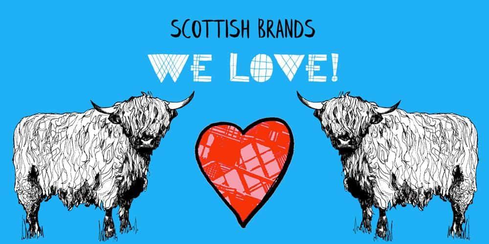 Gillian Kyle's 10 Scottish Brands We Love Blog
