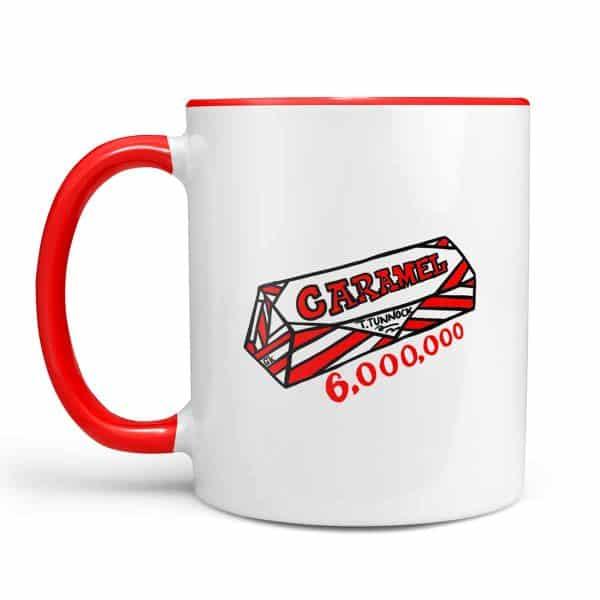 Official Tunnocks Caramel Wafer mug