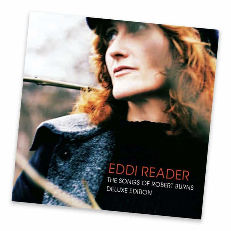 Eddie Reader sings Robert Burns by Gillian Kyle