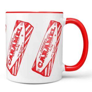 Tunnock's Caramel Wafer mug