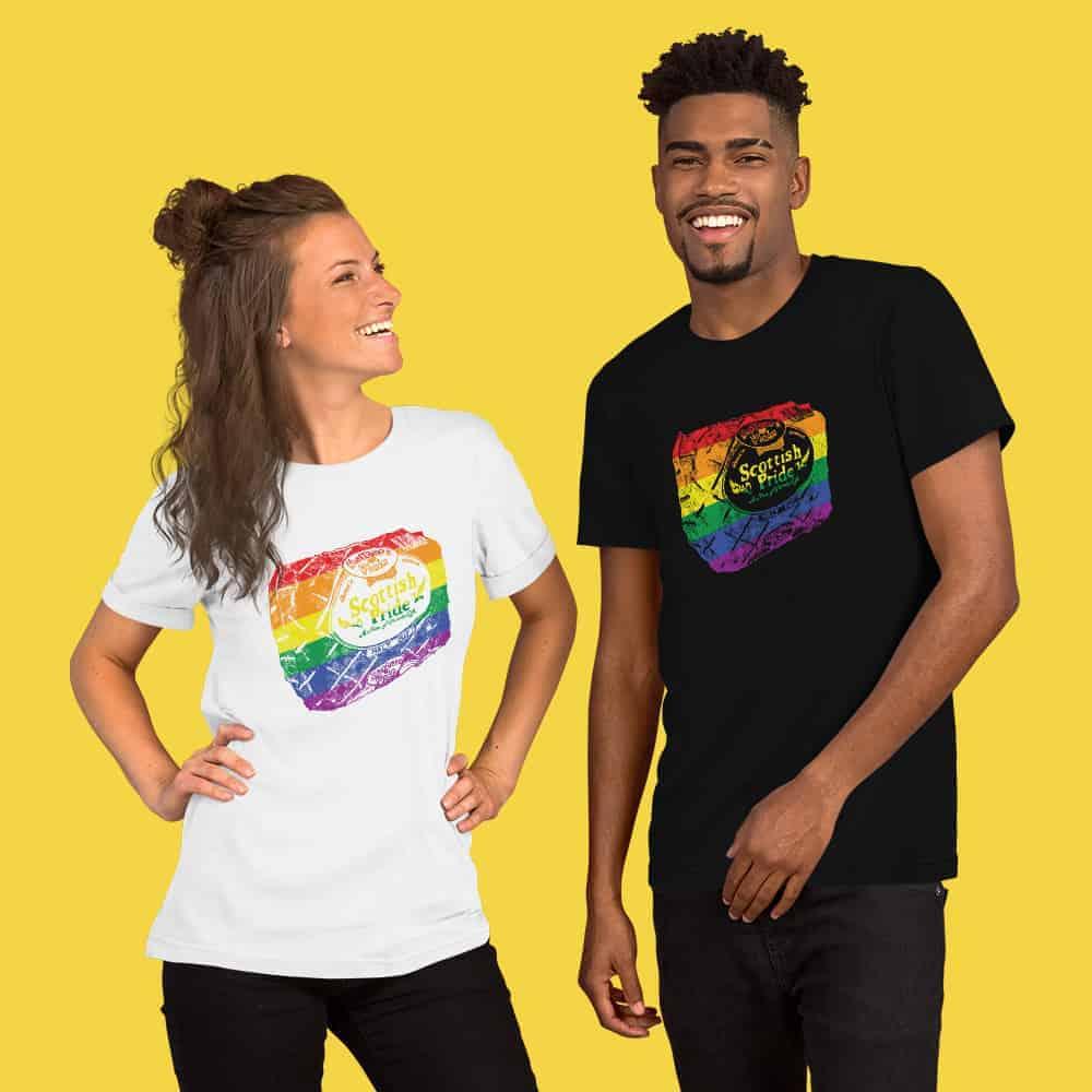 Scottish Pride T-shirts
