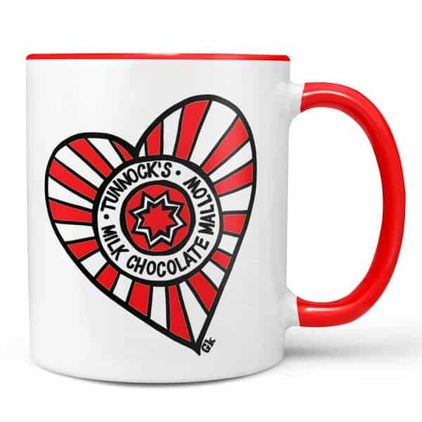 Tunnock's mug