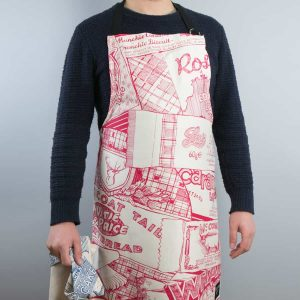 Sweet Tooth Apron by Gillian Kyle