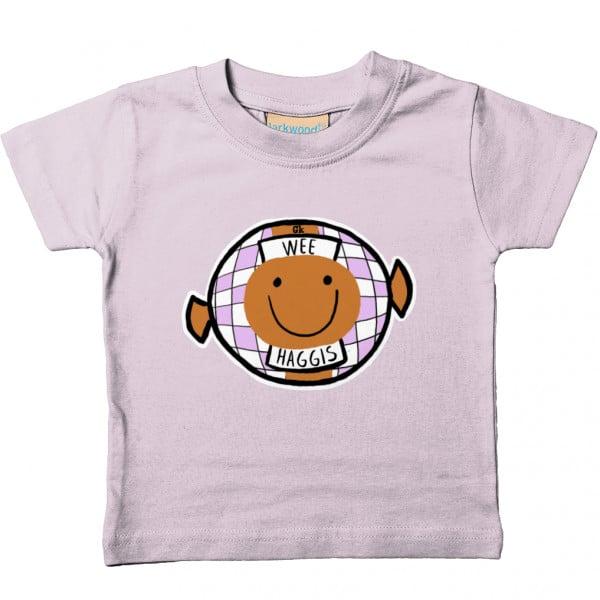 Wee Haggis baby and kids tshirt
