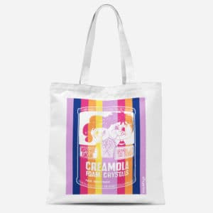 Creamola Foam basic tote bag
