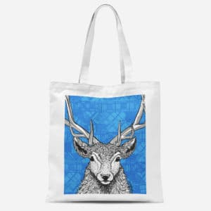 Stag basic tote