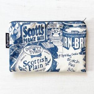 Scottish Breakfast Accessories Pouch