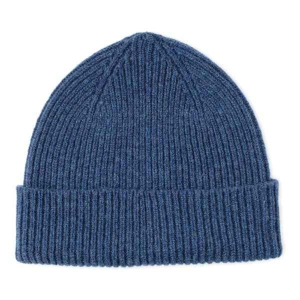 Clyde Scottish knitwear lambswool hat by Gillian Kyle