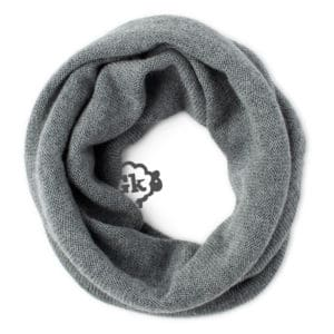 Scottish Knitwear Hoy Merino neck warmer by Gillian Kyle