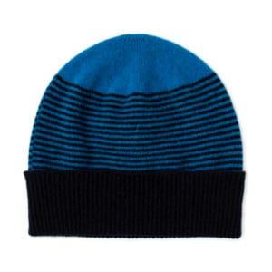 Tarf Scottish knitwear lambswool hat by Gillian Kyle