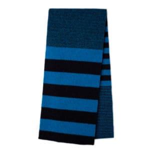 Tarf Scottish knitwear lambswool scarf by Gillian Kyle