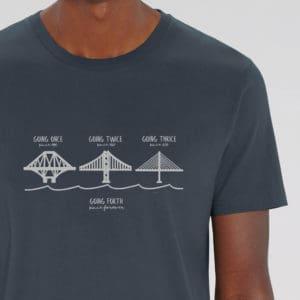 Forth Bridges Unisex T-shirt